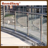 Outdoor SUS Glass Railing System for Terrace/ Stainless Steel Balustrade (SJ-S068)