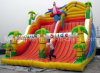 New Inflatable Slide with Bright Color Hot