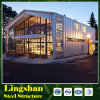 Large-Span Pre Engineering Steel Structure Workshop for Sale