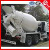 Famous Brand HOWO 6*4 6m3 Mini Concrete Mixer Trucks
