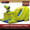 Ce Cute Dog Design Giant Inflatable Water Slide (C1226-1)