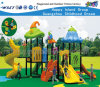 Flower Feature Kids Slide Garden Play Equipment Hf-12802