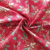 Algodon 100% Navideno Reactivos, Christmas Printed 100%Cotton Fabric for Pakage and Gift