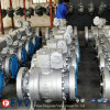 API Flange Trunnion Ball Valve