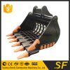 Excavator Attachments Skeleton Bucket Excavator Parts Suit for Volvo360 1700mm