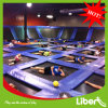 Ocean Theme Trampoline Park with Jumping Bed
