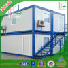 Low Cost Temporary Office Container