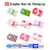 Colorful Cute Handle Plastic Gift Pouch for Kids