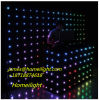 LED Curtain with Display Starlit Effect, LED Curtain Screem with Vision Effect