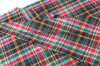 Colorful T/C Yarn Dyed Check Design Shirt Fabric