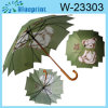 Square Fancy Umbrella (W-23303)