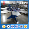 8 Color 8 Station Roll to Roll Screen Printing Machine