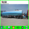 42000 Liter Mirror Aluminium Oil Tanker for Sale