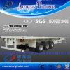 Tri-Axle 40′ Container Transport Semi Trailer for Sale