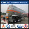 20-30cbm3axle Cimc Huajun Methanol Carbon Steel Tanker