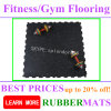 Cheap Indoor Fitness Rubber Flooring Tile