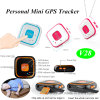 Real-Time Tracking Personal Large Sos Button GPS Tracker (V28)