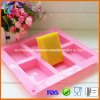 Wholesale 6-Cavity Silicone Soap Mould Molds