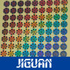 2d Silver Color Custom Design Hologram Stickers Sheets