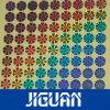 2d Silver Color Custom Design Hologram Stickers Sheets