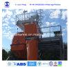 Iacs Approval Fire Retardant Life Boat with Platform Davit