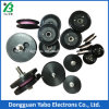 Plastic Flange Ceramic Wire Guide Pulley