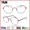Ynjn Red Frame Women Fashion Circular Eyeglasses Frame (YJ-J6988)