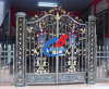 Wrought Iron Gate (BIG919)