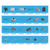 Parts for Juki MH380 Sewing Machine