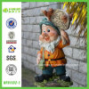 Autumn Favor Garden Dwarf Statues (Welcome Series) Nf91132-1