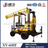 Hydraulic Trailer Mounted Max. 600m Xy-600f Head Rotary Water Drilling Rig with High Efficiency