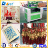 Wood Cloth Leather Paper Acrylic CNC Laser Cutter Machine