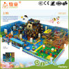 Attractive Design Interactive Playground Equipment for Kids Playroom
