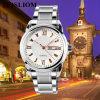 2016 Fashion Stainless Steel Band Japan Movement Men Luxury Quartz Metalic Wrist Watch
