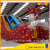8 Meters High Lovely Clown Inflatable Slide (AQ121)