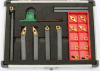Cutoutil 4+2 6PC Indexable Lathe Turning Tool Set