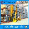 Narrow Aisle Metal Shelf Storage Vna Pallet Racking