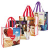 Non Woven Handle Shopping Bag with Customized Size