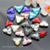 Triangle Claw Setting Sew on Crystal Fancy Stone Crystal Glass Stone (SW-Triangle 23mm)