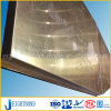 Coppery Color 304 Stainless Steel Building Materials Honeycomb Panel