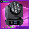 DJ DMX LED Moving Head Beam Light Zoom Wash 7X10W