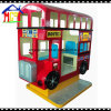 2017 Three Seats London Bus Coin Operated Kiddie Ride
