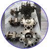 DIN Pn16 CF3m Lug Metal to Metal Butterfly Valves