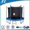 Cheap Outdoor Trampoline with Enclosure