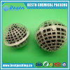 Plastic Cage Floating Ball for Water Treatment