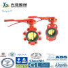 Shipyard Pneumatic Actuated Butterfly Valve