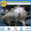 55000L Aluminum Alloy Tanker Trailer 50 Tons Fuel Tanker Truck Trailer Price