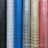 New Crocodile Shinny PVC Faux Leather
