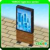 Street Aluminum Cladding LED Light Box