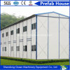Fast Construction Environment Friendly Prefabricated Building House of Steel Structure and Sandwich Panel with Low Budget